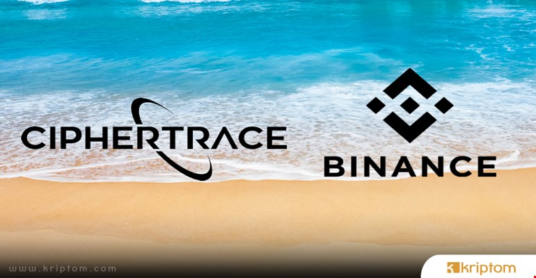 CipherTrace'ten Binance Coin ve Binance Chain'e Destek