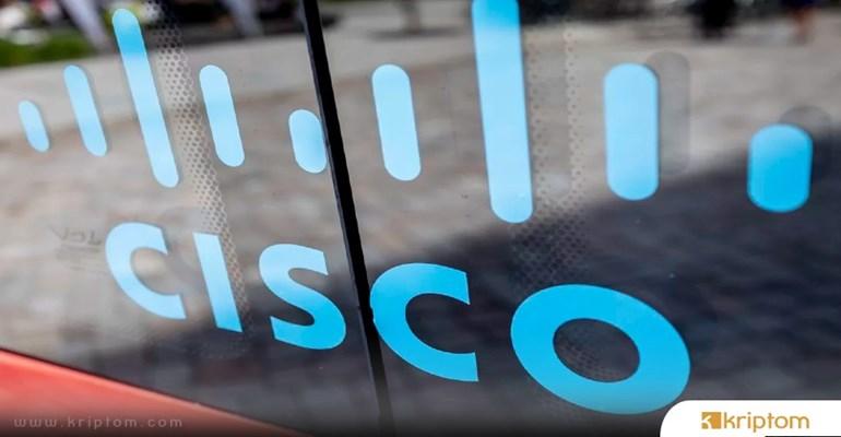Cisco Patenti 5G Ağlarını Blockchain ile Güvenceye Alacak