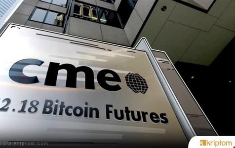 CME'deki Bitcoin Vadeli İşlemleri Açık Pozisyonlardaki Artışı Yansıtıyor
