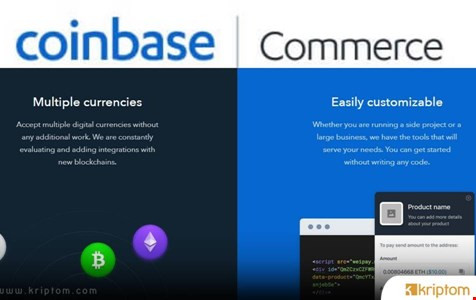 Coinbase Commerce 200 Milyon $ Değerinde Kripto Ödemesi Gerçekleştirdi