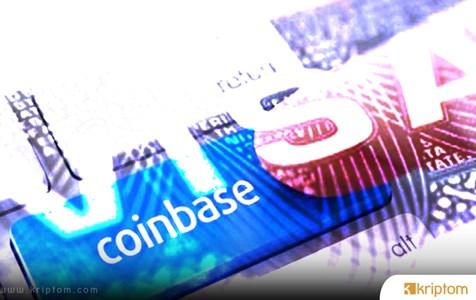 Coinbase kripto para alımı yapan Visa kullanıcılarına şok yaşattı