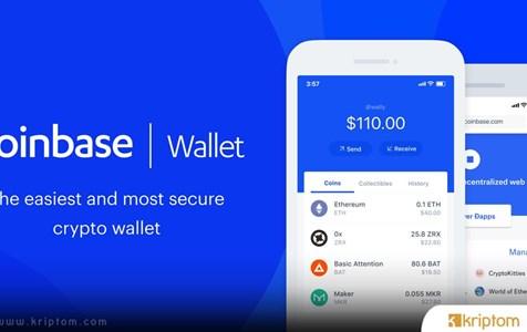 Coinbase Wallet Artık Kullanıcıların