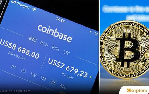 Coinbase Cuzdanı Ios ve Android Sistemlerde Bitcoin Desteği Aldı!