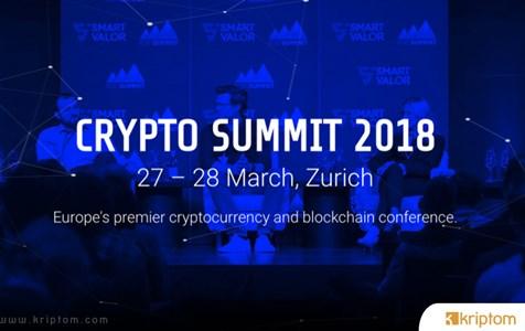 Crypto Summit 2018 detayları