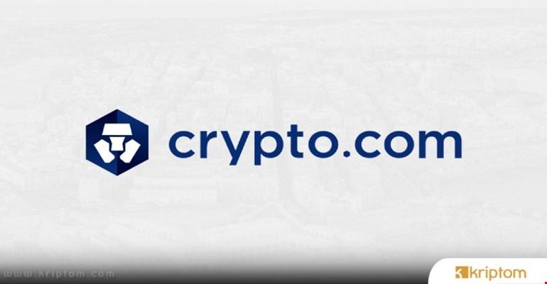 Crypto.com Borsa Açacağını İlan etti