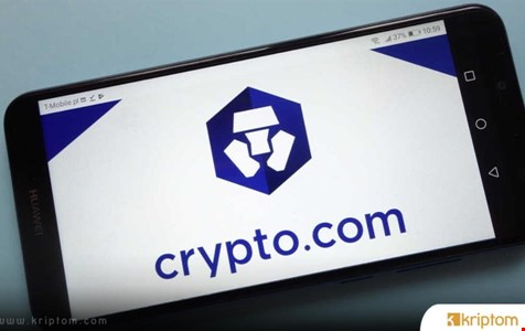 Crypto.com Coin'de Düşüş Eğilimi Başladı