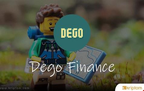 Dego Finance (DEGO) Nedir? İşte Ayrıntılarıyla DEGO Coin
