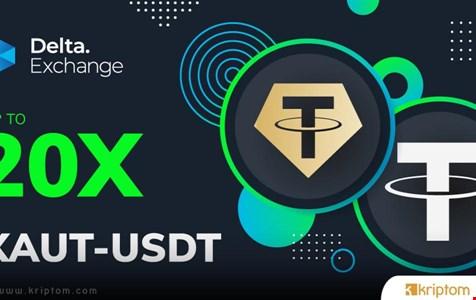 Delta Exchange 20X Kaldıraçla Risk Arayan Altın Tutkunlarını Çekecek