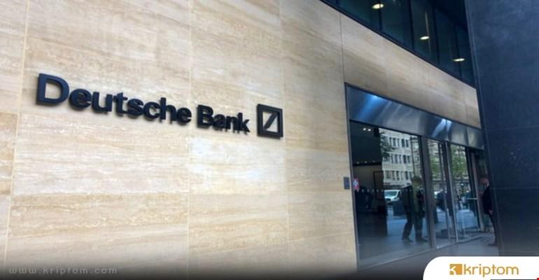 Deutsche Bank Kaçınılmaz Gerçeğe Vurgu Yaptı: Kripto Önümüzdeki On Yılda Fiat Sistemini Ele Geçirecek