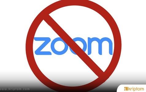 Dev Banka Son Günlerin Popüler Uygulaması Zoom'u Yasakladı