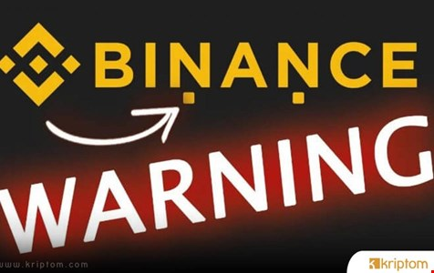 Dev Bitcoin Borsası Binance Bu Ülkeden Uyarı Aldı