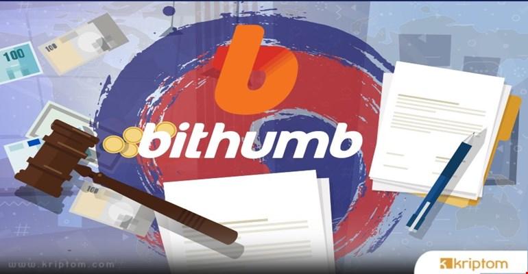 Dev Bitcoin Borsası Bithumb'a Devasa Vergi Şoku