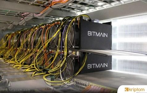 Dev Bitcoin Mining Şirketi Bitmain'in 500.000 Dolarlık Hissesi Mahkeme Kararıyla Donduruldu