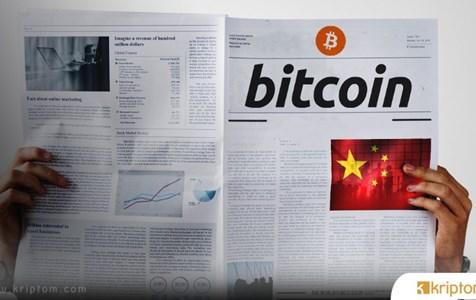 Devlet Destekli Çin Gazetesi Manşetten Verdi: