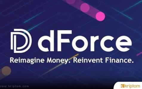 dForce (DF) Nedir? İşte Tüm Ayrıntılarıyla Kripto Para Birimi DF Coin