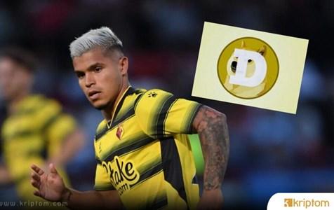 Dogecoin (DOGE) Logosu Premier Lig Kulübünün Kollarında Öne Çıkacak