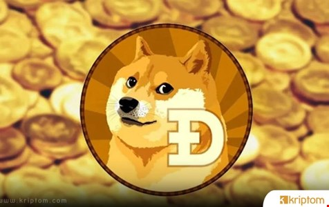 Dogecoin Sert Yükseldi