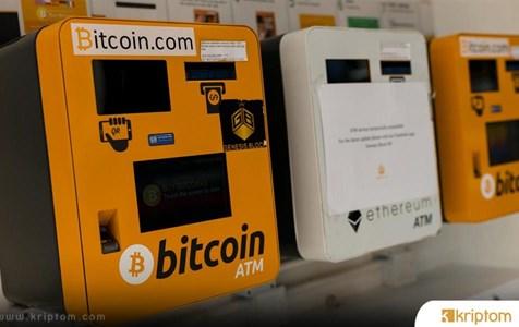 """Dünya Çapında 6835 ATM ile Bitcoin """"Güvenli Liman"""" Varlığı Olmaya Devam Ediyor mu?"""