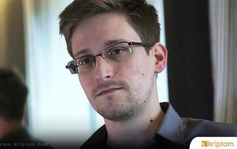 Edward Snowden, Dijital Güvenliği ve İfade Özgürlüğünü Tehdit Eden Tasarı Hakkında Konuştu