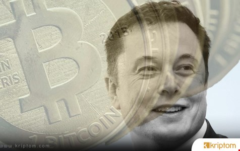 """Elon Mask """"Bitcoin'i ben kurdum"""""""