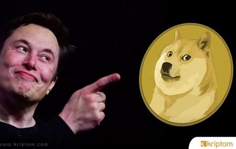 Elon Musk Desteği Dogecoin'i Bu Seviyelere Taşıdı