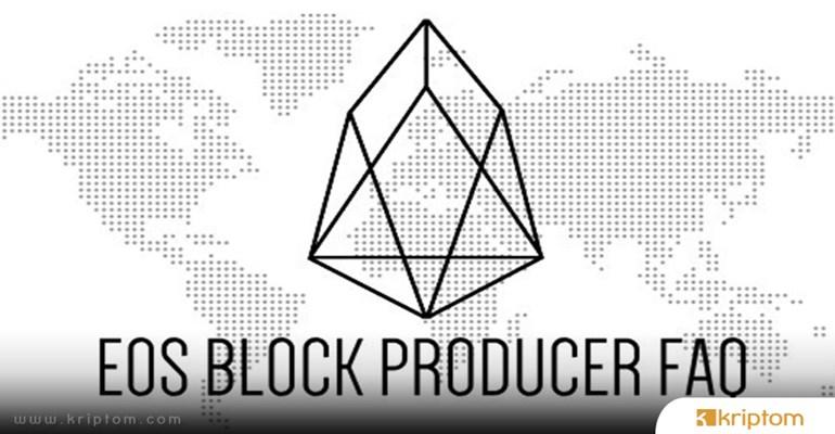 EOS Blok Üreticisinden İddialı Söylemler