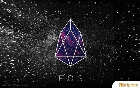 EOS'ta Boğa-Ayı Mücadelesi Destek ve Direnç Seviyelerini Yerinden Oynatıyor