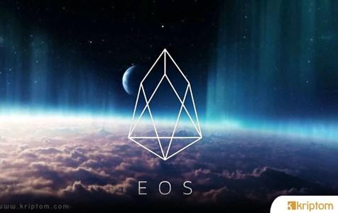 EOS Yeni Bir Düşüşün Eşiğinde