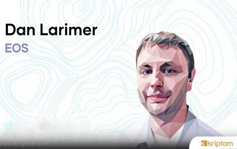 EOS.IO Blockchain'in Daniel Larimer'i, EOS Ağındaki CPU Sorunlarını Nasıl Çözeceğini Açıkladı