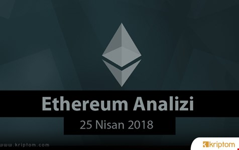 Ethereum Analizi (25.04.2018)