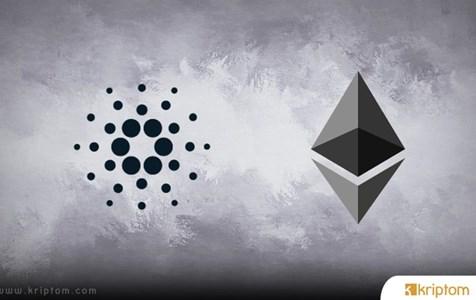 Ethereum Bu Metrikte Cardano'yu Solladı - Ne Anlama Geliyor?