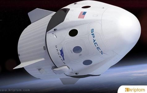 Ethereum Tabanlı VR Dünyasında Tarihi SpaceX Lansmanı