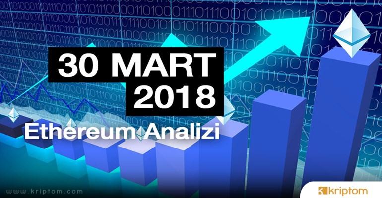 Ethereum Teknik Analizi (30.03.2018)