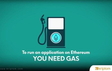 Ethereum'un Gaz Kullanımı Yıl Boyunca Yükseldi, Güçlü Temeller Fiyatı Artırmaya Devam Ediyor
