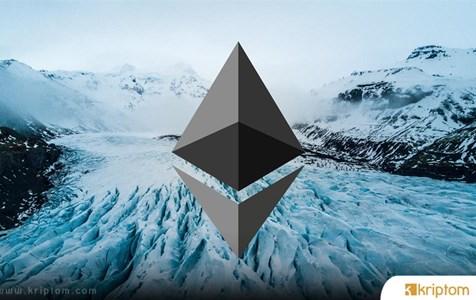 Ethereum'un Ice Age'inde Yeni Gelişme