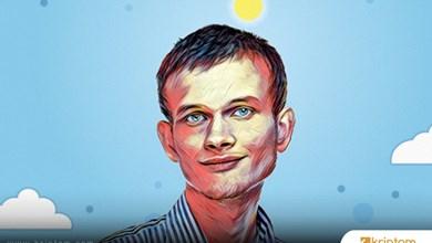 Ethereum'un kurucusu Vitalik Buterin Bloomberg'in en etkili 50 kişi listesinde