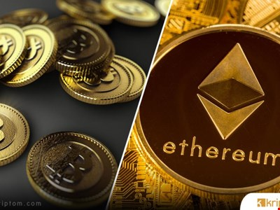 Ethereum ve Bitcoin