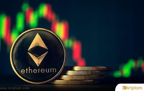 Ethereum Yüzde 12 Düştü! Hangi Seviyeler Bekleniyor
