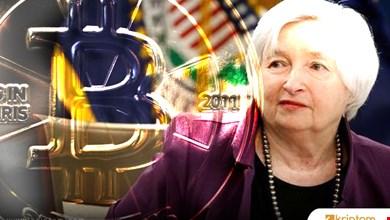 """Fed Başkanı Yellen """"Bitcoin çok spekülatif bir varlık"""""""