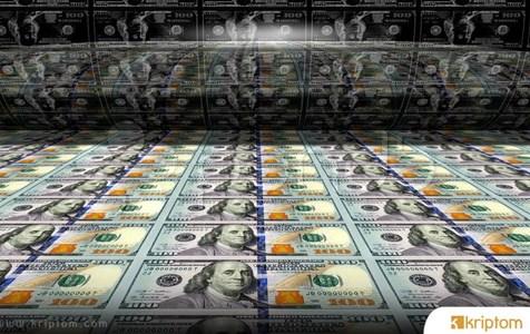 Federal Rezerv Şimdi Dakikada 60 Milyon Dolar Basıyor