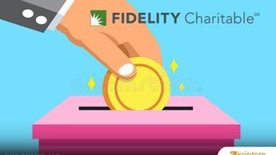 Fidelity Charitable için kripto bağışları 2017'de 69 milyon dolar olarak açıklandı