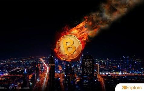 Finans ve Yatırım Danışmanları, Bitcoin Çökmesinin Olabileceğini Söylüyor
