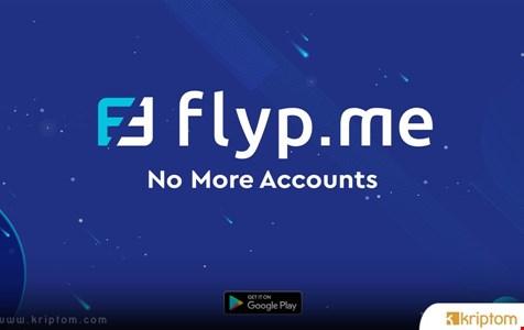 Flyp.me Kriptodan-Kriptoya Android Uygulamasını Başlattı