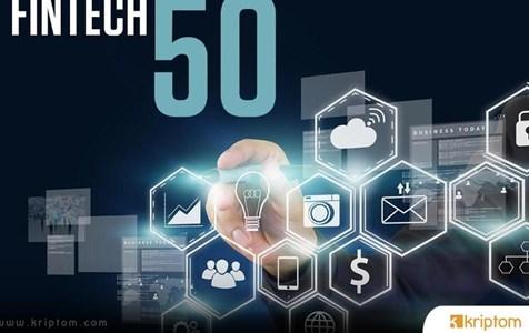 Forbes'ın En İyi 50 Fintech Şirketi Arasında 6'sı Blockchain Şirketi