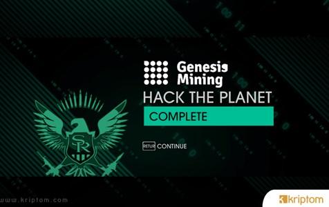 Genesis Mining'e hack girişiminde bulunuldu!