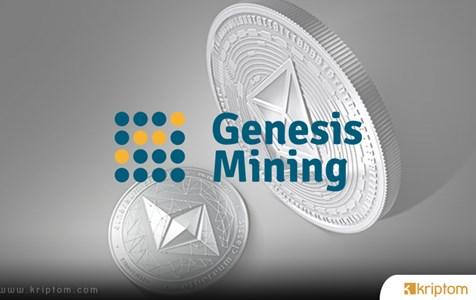 Genesis Mining Ethereum Madenciliği Kontratları