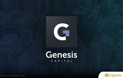 Genesis Yeni Gelişmeyi Duyurdu
