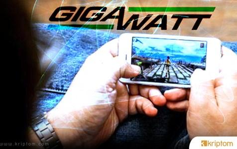 Giga Watt Ortaklığı Kalabalık Oyun Ekosistemini Artırıyor