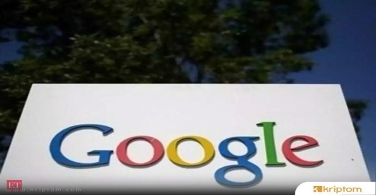 Google Bu İki Dev Şirketle Blockhain İşbirliğine Gidiyor
