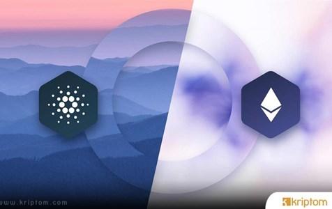 Görünüm Güçlü Kaldı! Ethereum ve Cardano Farklı Bir Yön Çiziyor